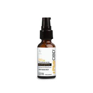 CV Sciences Liquid plus CBD oil 250mg spray bottle
