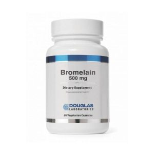 Douglas Lab bromelain 500mg bottle