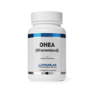 Douglas Labs DHEA micronized 25 mg Bottle