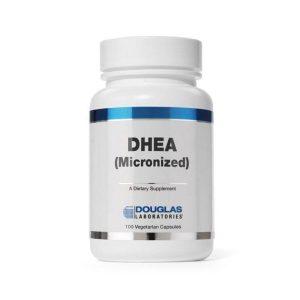 Douglas Labs DHEA micronized 25 mg Bottle