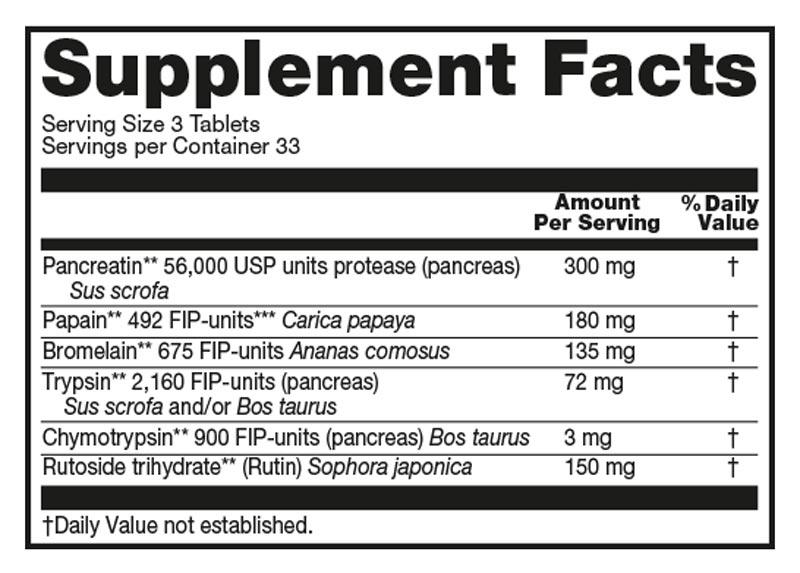 Wobenzym® N | Good Medicine
