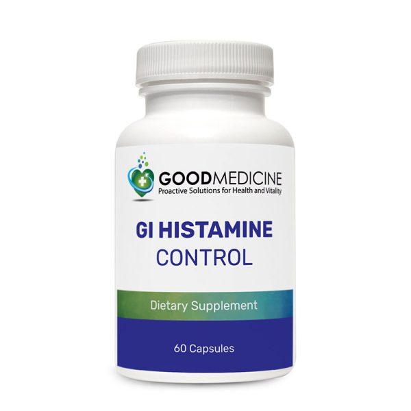 Good Medicine Label GI Histamine Control Bottle