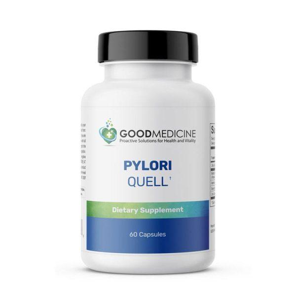 Good Medicine Pylori Quell Bottle