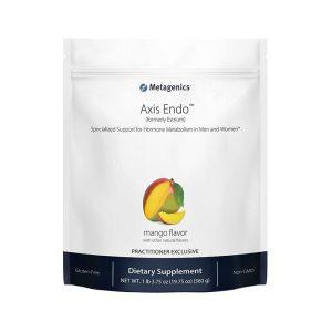 Metagenics Axis Endo (Mango) Bottle