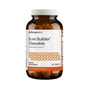 Metagenics Bone Builder Chewable Bottle