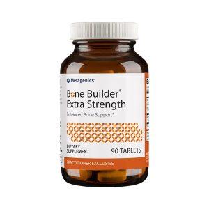 Metagenics Bone Builder Extra Strength Bottle
