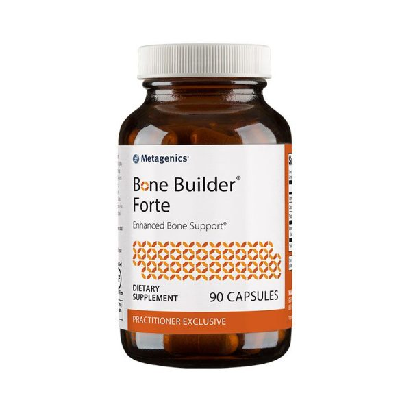 Metagenics Bone Builder Forte Bottle