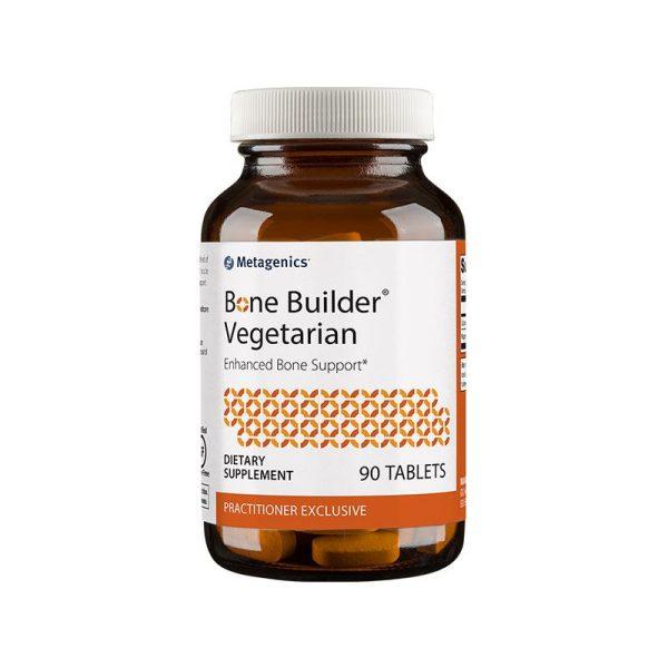 Metagenics Bone Builder Vegetarian Bottle