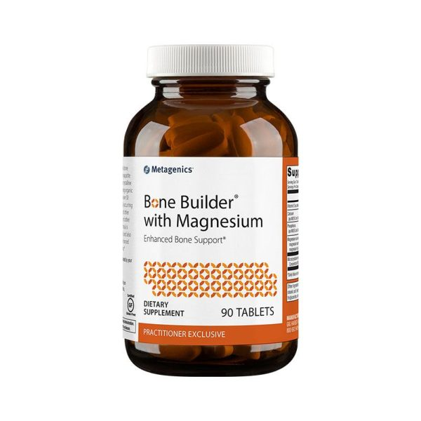 Metagenics Bone Builder with Magnesium Bottle