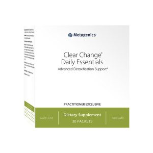 Metagenics Clear Change Daily Essentials box