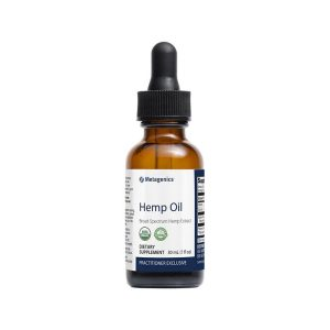 Metagenics Hemp Oil Bottle