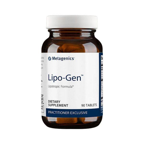 Metagenics Lipo-Gen Bottle