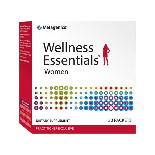 Metagenics Wellness Essentials Women Box