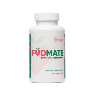 Microbiome Labs FODMATE Bottle