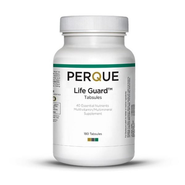 Perque Life Guard Bottle