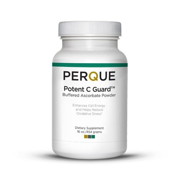 Perque Potent C Guard Powder Bottle