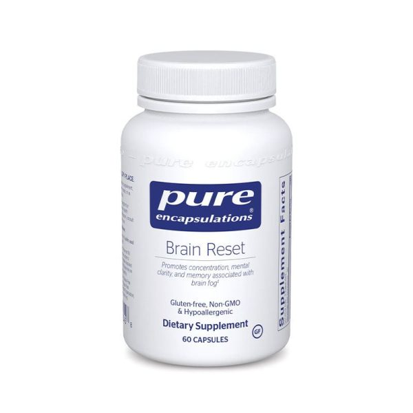 Pure Encapsulations Brain Reset Bottle