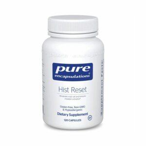 Pure Encapsulations Hist Reset Bottle