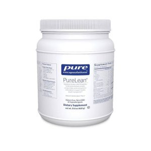 Pure Encapsulations PureLean Protein Bottle