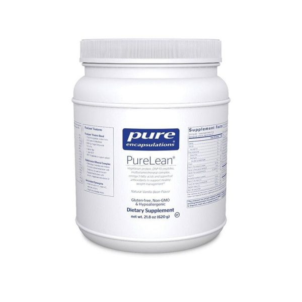 Pure Encapsulations PureLean Protein Bottle
