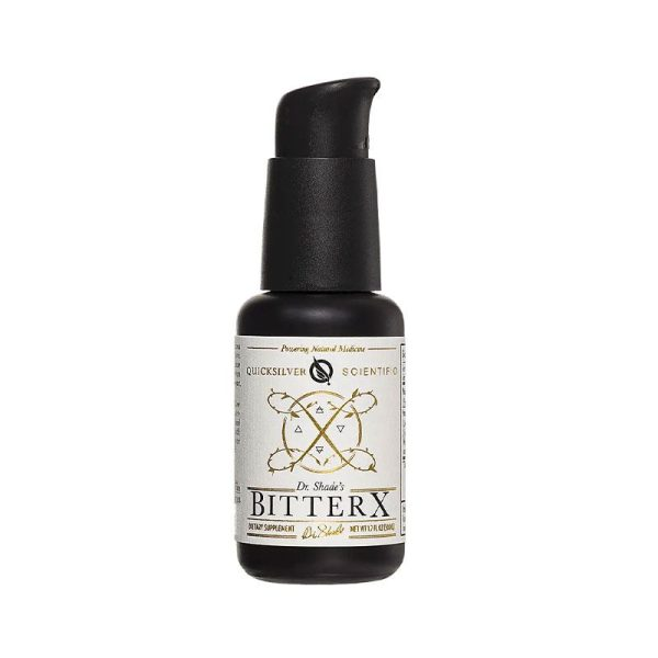 Quicksilver Scientific BitterX Spray Bottle