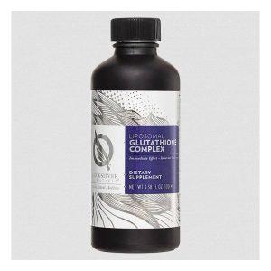 Quicksilver Scientific Liposomal Complex Bottle
