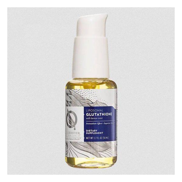 Quicksilver Scientific Liposomal Glutathione Spray Bottle