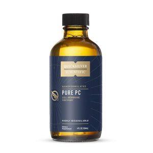 Quicksilver Scientific Pure PC Bottle