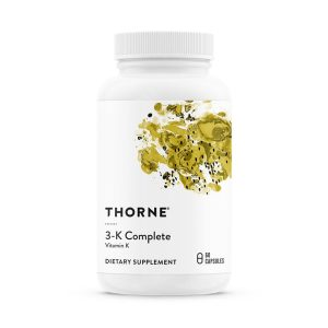Thorne 3-K Complete Bottle