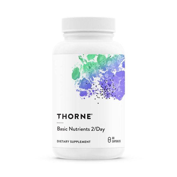 Thorne Basic Nutrient 2/Day Bottle