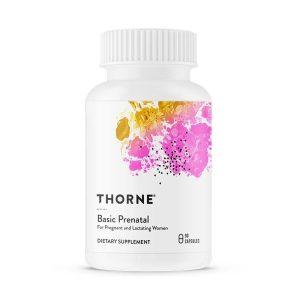 Thorne Basic Prenatal Bottle