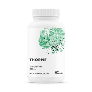 Thorne Berberine-500 Bottle