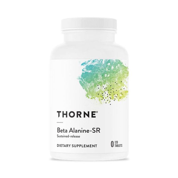 The front of bottle Beta Alanine-SR by Thorne