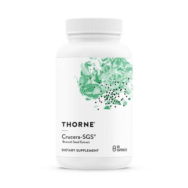 Thorne Crucera-SGS Bottle