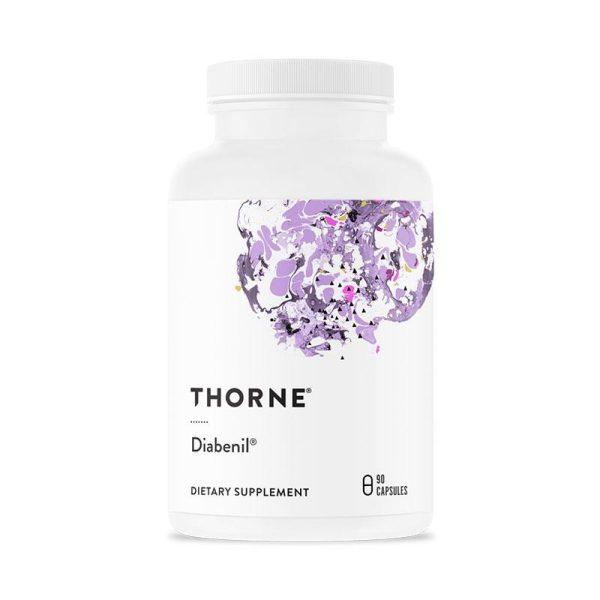 Thorne Diabenil Bottle