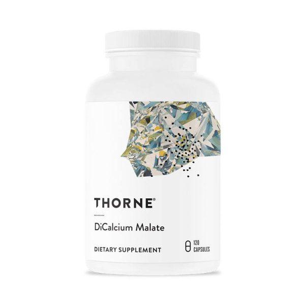 Thorne DiCalcium Malate Bottle