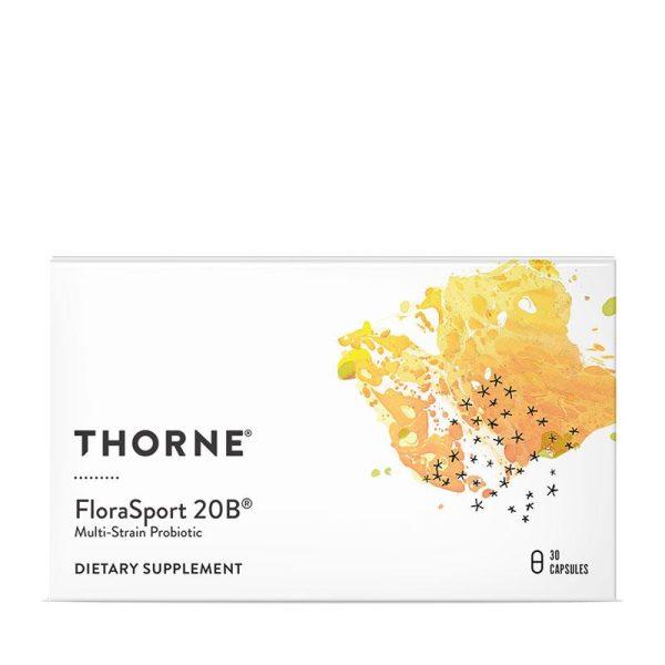 Thorne FloraSport 20B Bottle