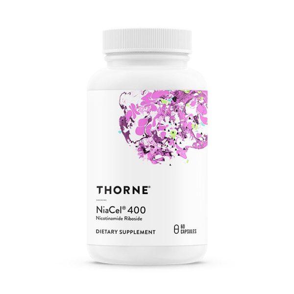 Thorne NiaCel 400 Bottle