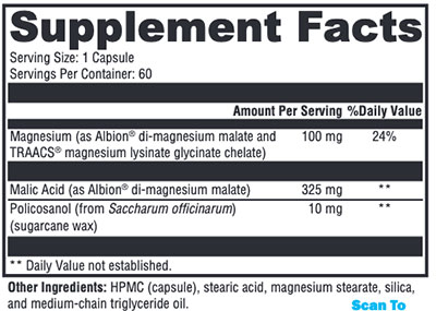 Xymogen CholeRex Supplement Facts