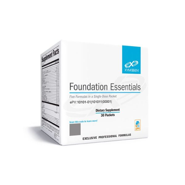 Xymogen Foundation Essentials Carton