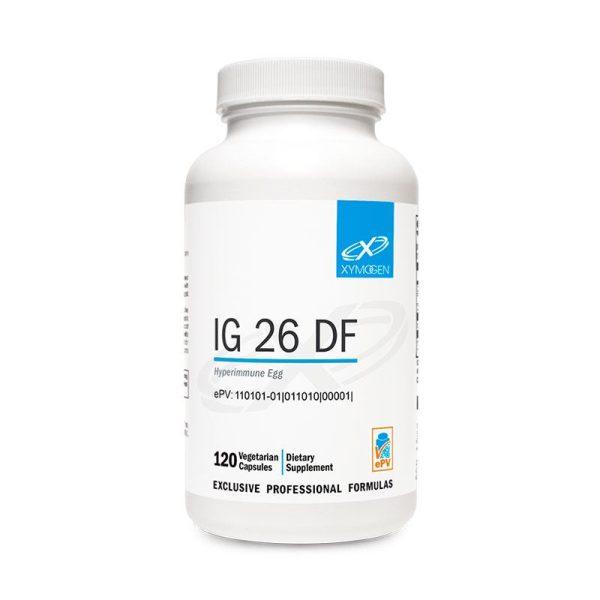 Xymogen IG 26 DF Bottle