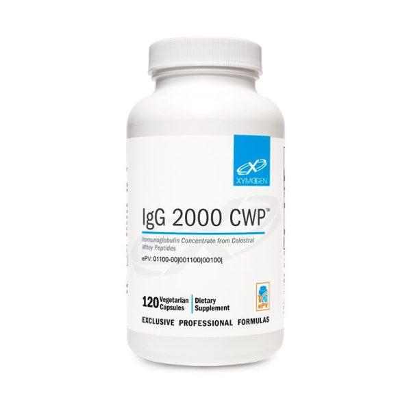 Xymogen IgG 2000 CWP Bottle