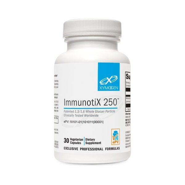 Xymogen ImmunotiX 250 Bottle