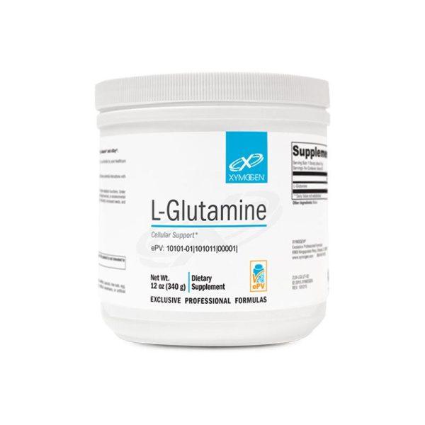 Xymogen L-Glutamine Bottle