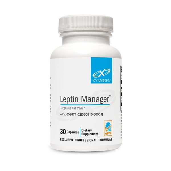 Xymogen Leptin Manager Bottle