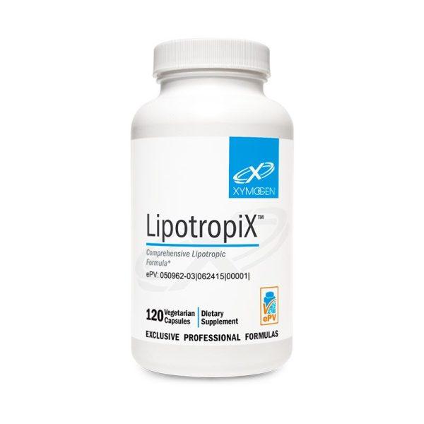 Xymogen LipotropiX Bottle