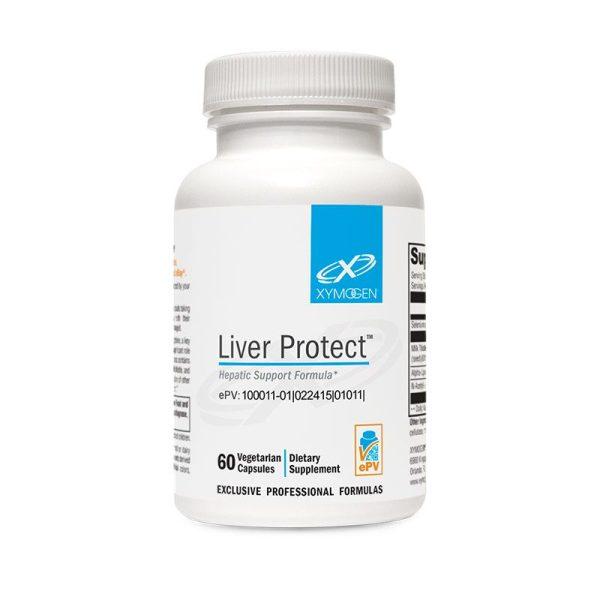 Xymogen Liver Protect Bottle