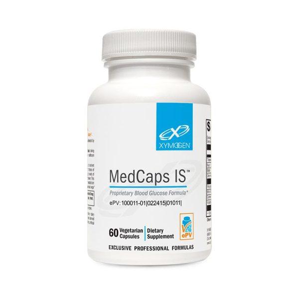Xymogen MedCaps IS Bottle