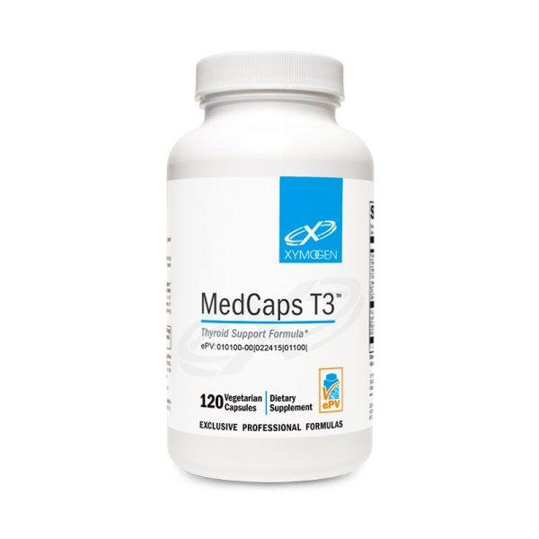 Xymogen MedCaps T3 Bottle