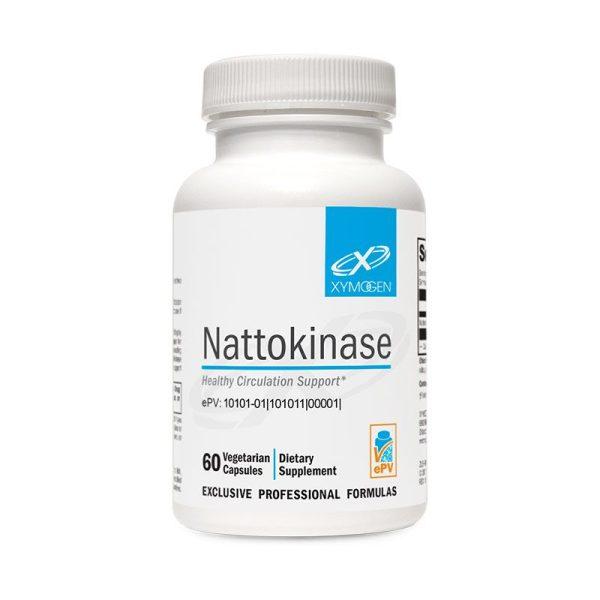 Xymogen Nattokinase Bottle